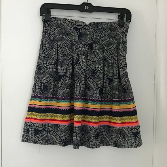 Dresses & Skirts - Printed mini skirt